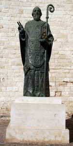 Statute of San Nicola
