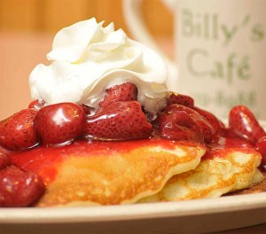 BEST PANCAKES - BILLY'S Cafe