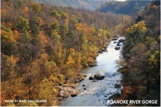 Roanoke River Gorge