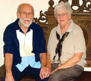 Paul and Nan Klein | Color Her World | Photo by Mary Ann DeSantis