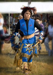 Dakota Withers | The Power of The Pow Wow | Photo by Richard D. Wise