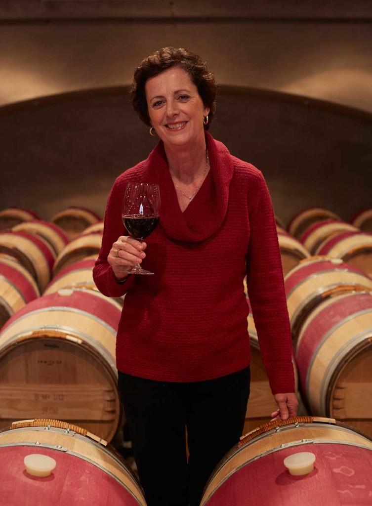 Robert-Mondavi-Winery-Winemaker-Genevieve-Janssens