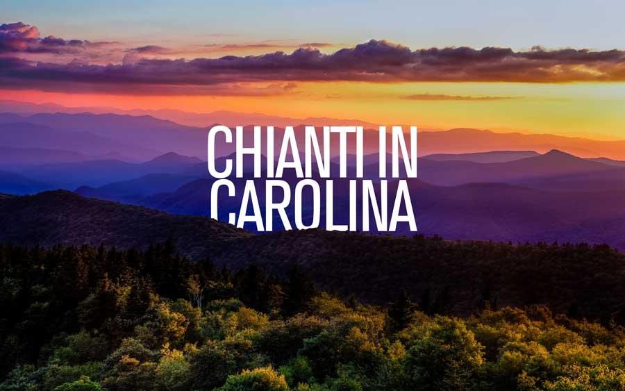 Chianti in Carolina
