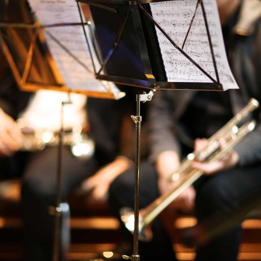 SOCIAL SPOTLIGHT: Making Beautiful Music