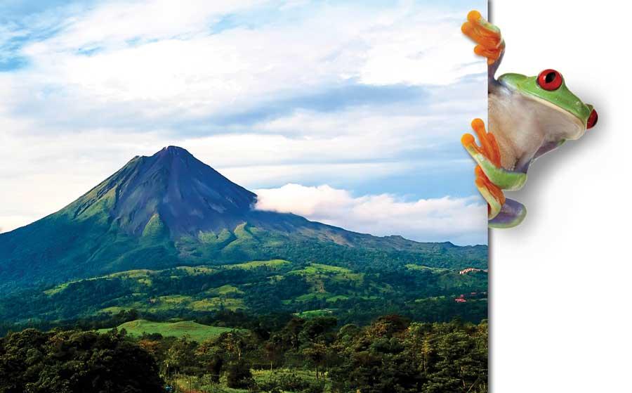 FINDING PURA VIDA IN COSTA RICA