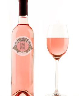 The romance of rosé