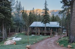 Unplugging in the Colorado Rockies