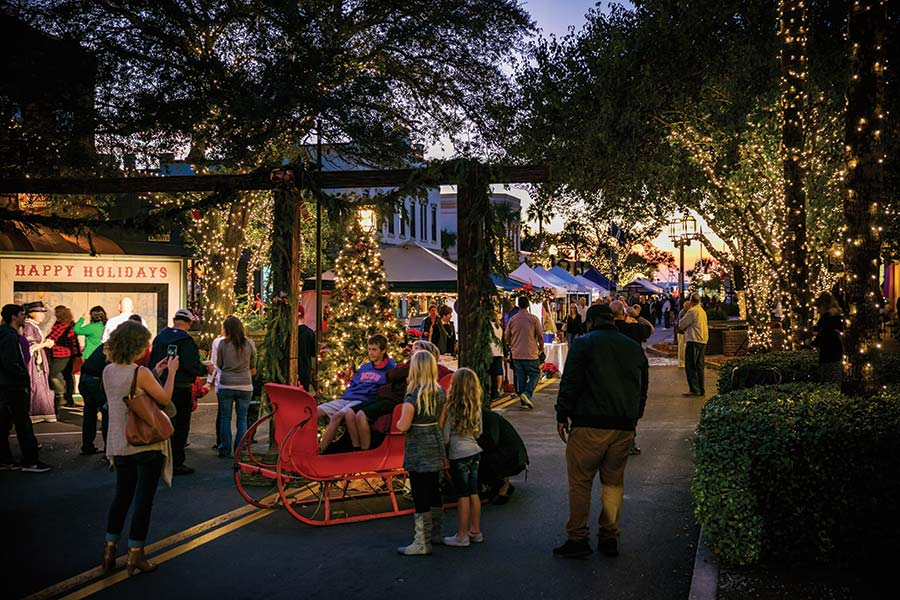 Dickens on Centre, Dec. 8-10, Downtown Fernandina Beach on Amelia Island